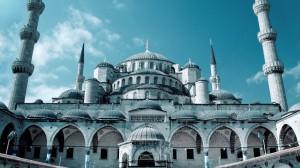Большая мечеть Стамбула